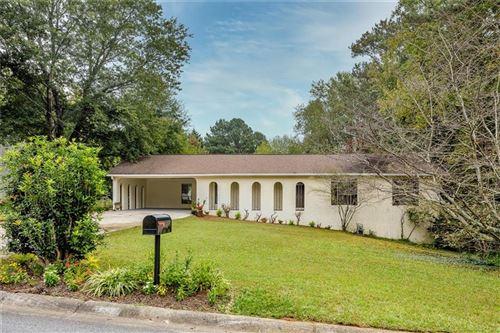 Photo of 3762 Manor House Drive, Marietta, GA 30062 (MLS # 6811627)