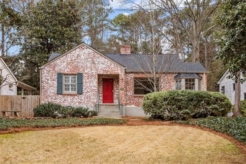 Photo of 132 Willow Lane, Decatur, GA 30030 (MLS # 6836634)