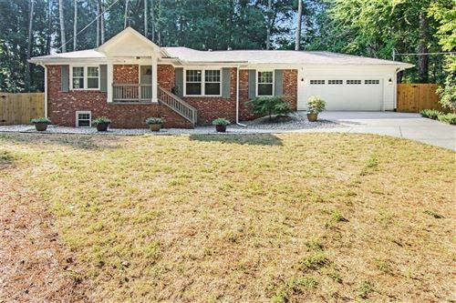 Photo of 2961 SYLVAN RAMBLE Road NE, Atlanta, GA 30345 (MLS # 6944635)