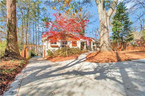 Photo of 1404 Briarcliff Road NE, Atlanta, GA 30306 (MLS # 6817636)
