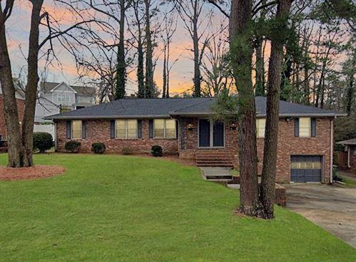 Photo of 827 Marstevan Drive NE, Atlanta, GA 30306 (MLS # 6855639)
