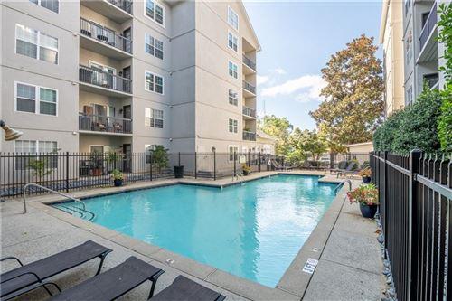 Photo of 1074 Peachtree Walk NE #B213, Atlanta, GA 30309 (MLS # 6958639)