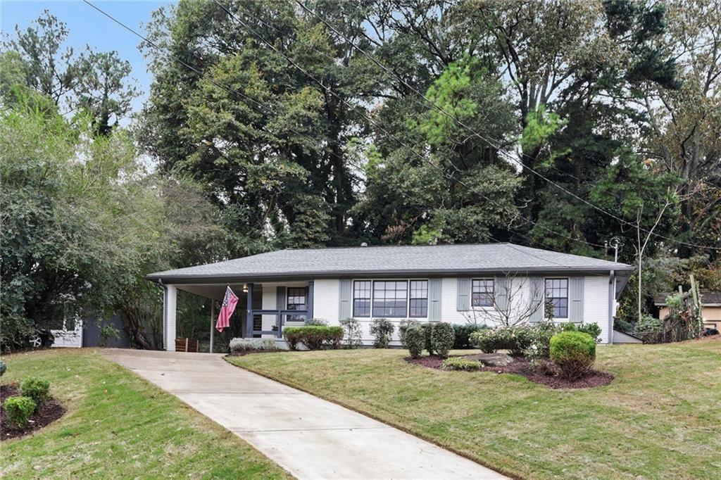 Photo of 1859 Winthrop Drive SE, Atlanta, GA 30316 (MLS # 6807639)