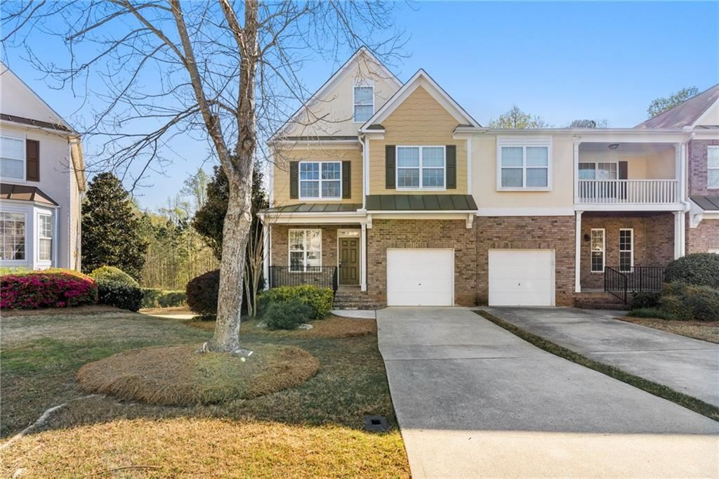 Photo of 383 Grayson Way, Alpharetta, GA 30004 (MLS # 6830642)