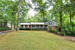 Photo of 6555 Sentry Hill Trail, Sandy Springs, GA 30328 (MLS # 6634643)