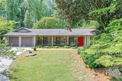 Photo of 5040 Willeo Ridge Court, Marietta, GA 30068 (MLS # 6881645)