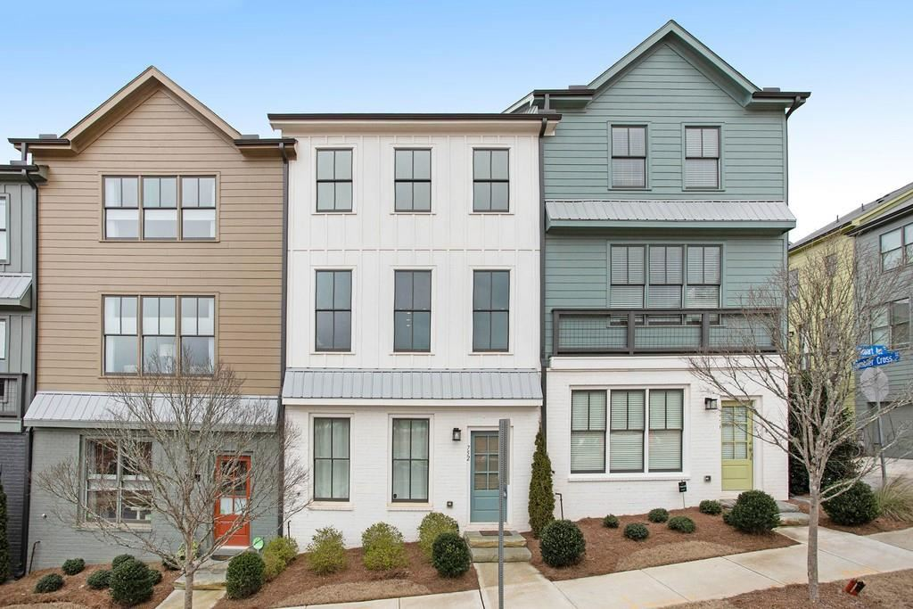 752 Winton Way #93 UNIT 93, Atlanta, GA 30312 - MLS#: 6688645