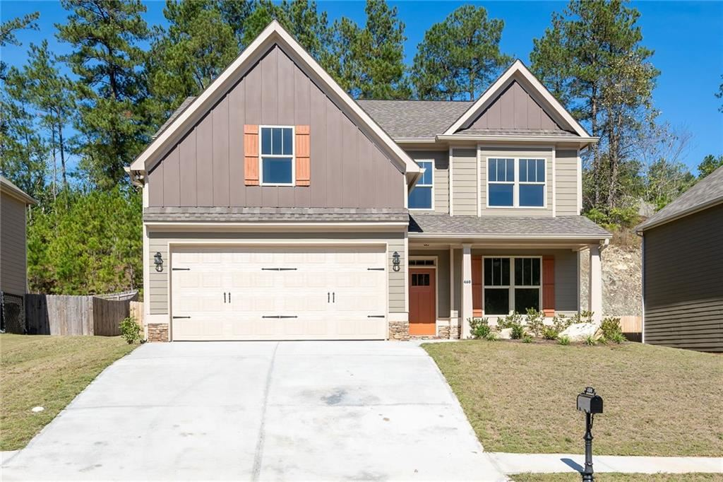 Photo for 460 Longwood Place, Dallas, GA 30132 (MLS # 6634647)