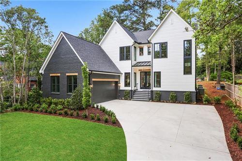 Photo of 1030 E Rock Springs Road NE, Atlanta, GA 30306 (MLS # 6874648)
