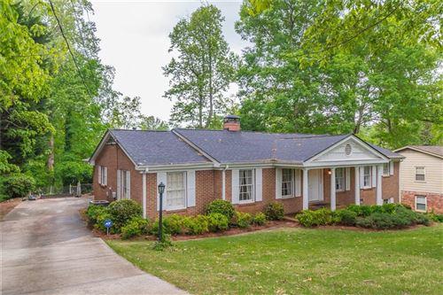 Photo of 2061 Oak Grove Road NE, Atlanta, GA 30345 (MLS # 6876650)