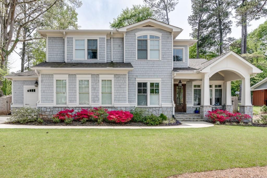 2046 S Akin Drive, Atlanta, GA 30345 - MLS#: 6882652