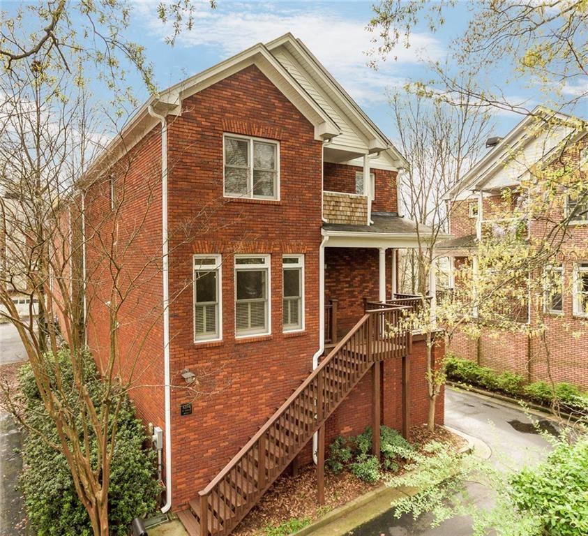 823 Saint Charles #6 Avenue NE, Atlanta, GA 30306 - MLS#: 6865654