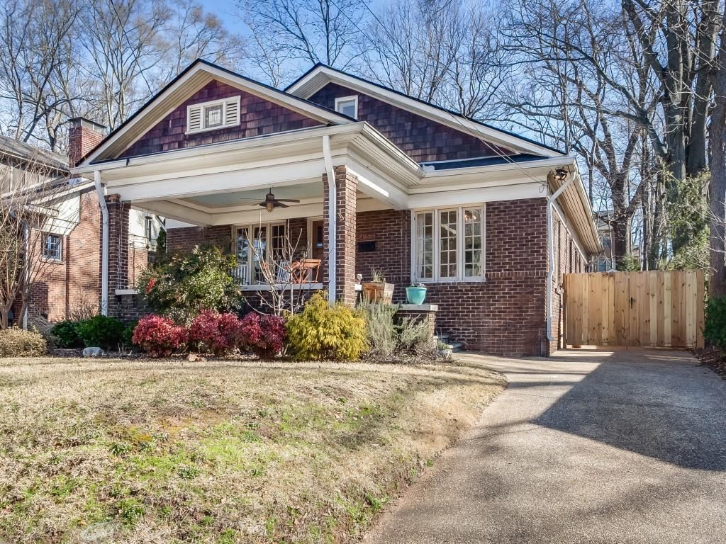 Photo for 435 Page Avenue NE, Atlanta, GA 30307 (MLS # 6552660)