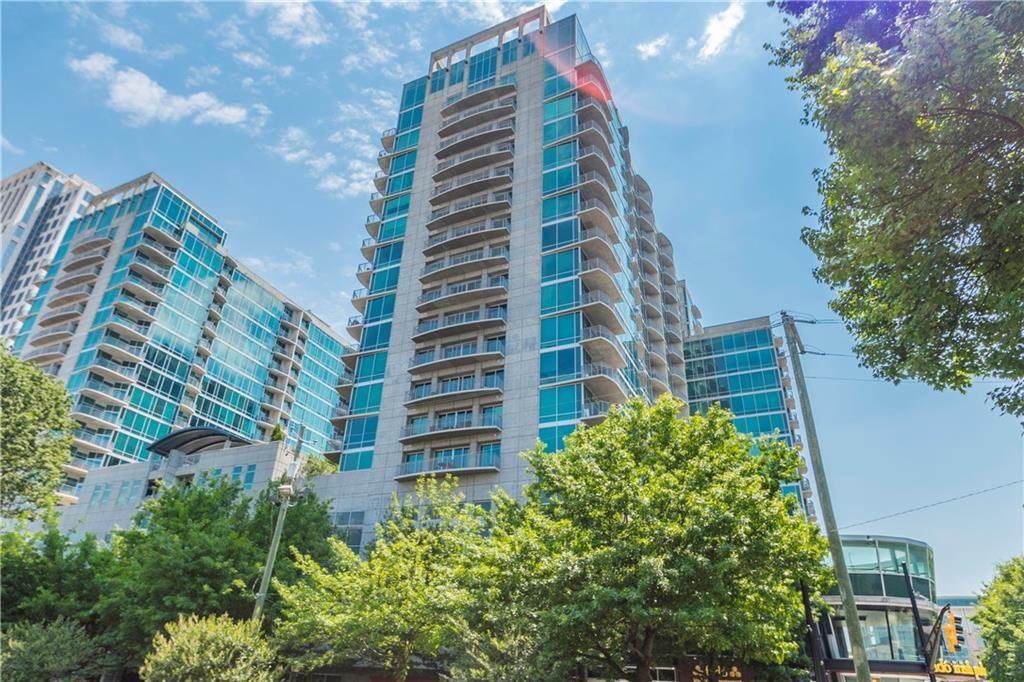 923 Peachtree Street NE #1632 UNIT 1632, Atlanta, GA 30309 - MLS#: 6745663