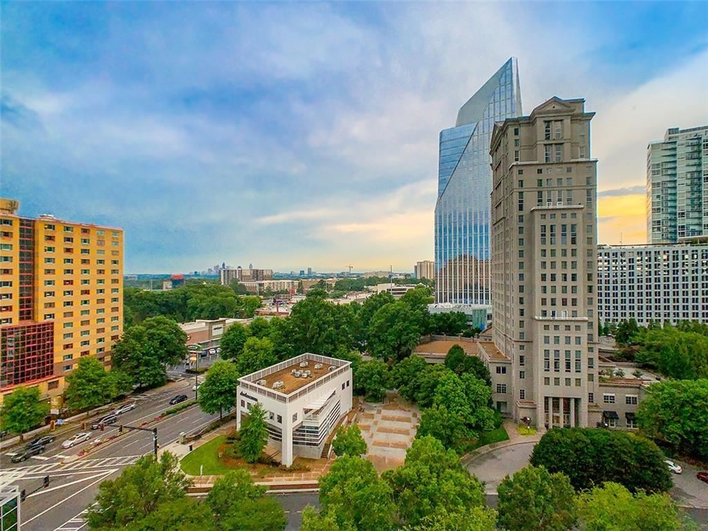 3324 Peachtree Road NE #1106 UNIT 1106, Atlanta, GA 30326 - #: 6742664