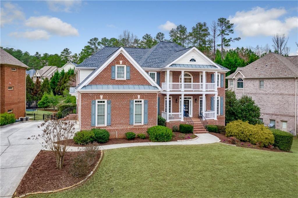 204 Estates View Drive, Acworth, GA 30101 - #: 6823668