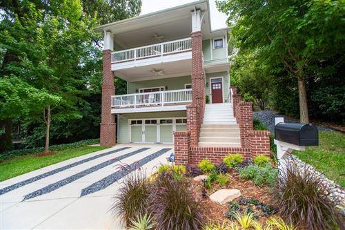 Photo of 563 Woodall Avenue NE, Atlanta, GA 30306 (MLS # 6749669)