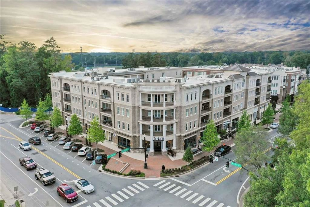 Photo for 50 Canton Street #206, Alpharetta, GA 30009 (MLS # 5933669)