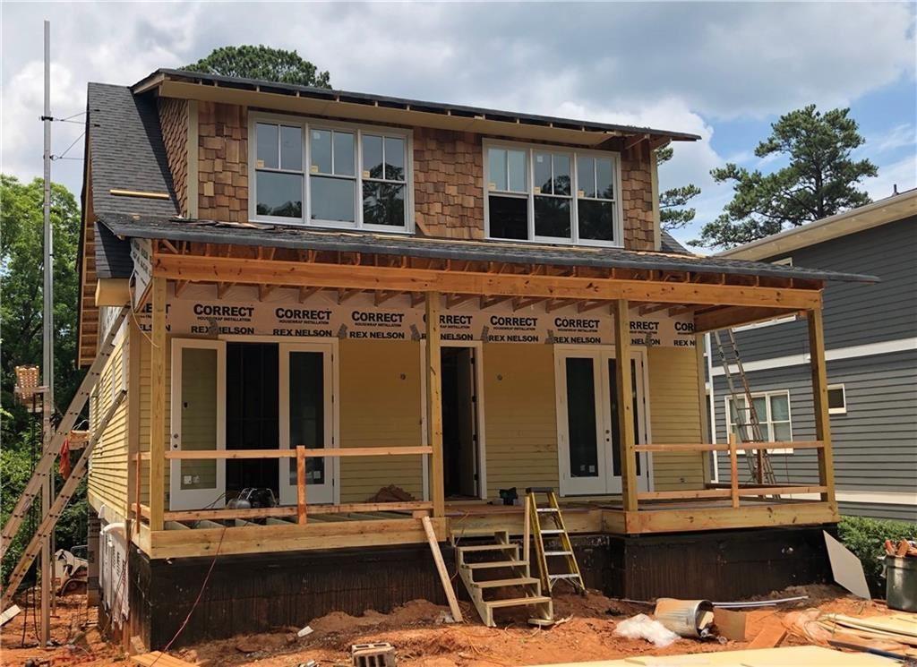 Photo of 149 McClean Street, Decatur, GA 30030 (MLS # 6678669)