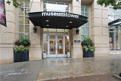 Photo of 285 Centennial Olympic Park Drive NW #1008, Atlanta, GA 30313 (MLS # 6794671)