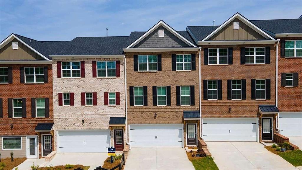2306 Foley Park Street #58 UNIT 58, Snellville, GA 30078 - MLS#: 6877673