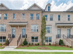 Photo of 312 Marlowe Alley #116, Johns Creek, GA 30024 (MLS # 6509675)