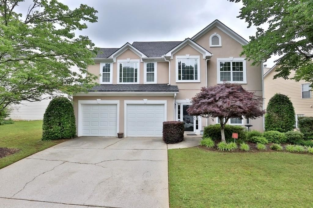 Photo for 4715 WEATHERVANE Drive, Alpharetta, GA 30022 (MLS # 6552676)