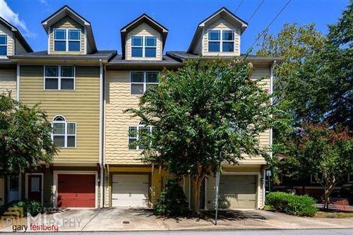 Photo of 1332 La France Street NE #4, Atlanta, GA 30307 (MLS # 6754678)