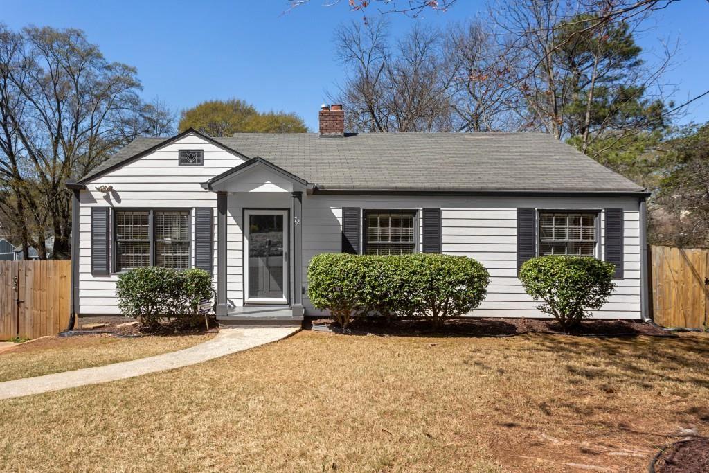 72 Lannon Avenue, Atlanta, GA 30317 - MLS#: 6855678