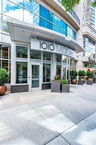 Tiny photo for 1080 Peachtree Street NE #916, Atlanta, GA 30309 (MLS # 6664680)