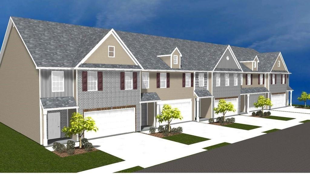3121 Fareed Street #3 UNIT 3, Douglasville, GA 30135 - MLS#: 6835681
