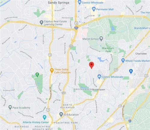 Tiny photo for 1110 Wimberly Road NE, Brookhaven, GA 30319 (MLS # 6810683)