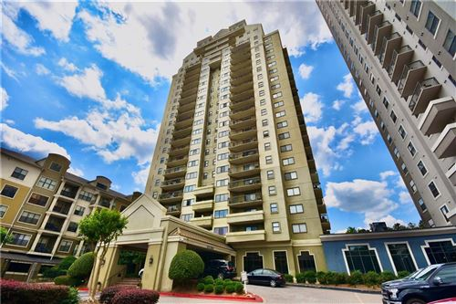 Photo of 795 Hammond Drive #1703, Sandy Springs, GA 30328 (MLS # 6732685)