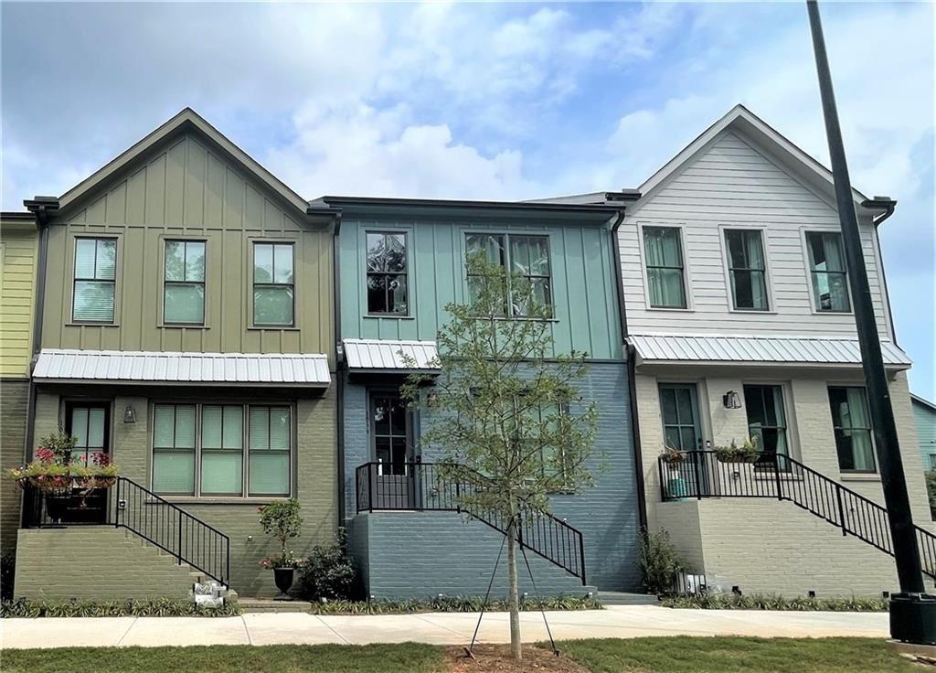 1144 Avondale Avenue SE #243 UNIT 243, Atlanta, GA 30312 - MLS#: 6893687