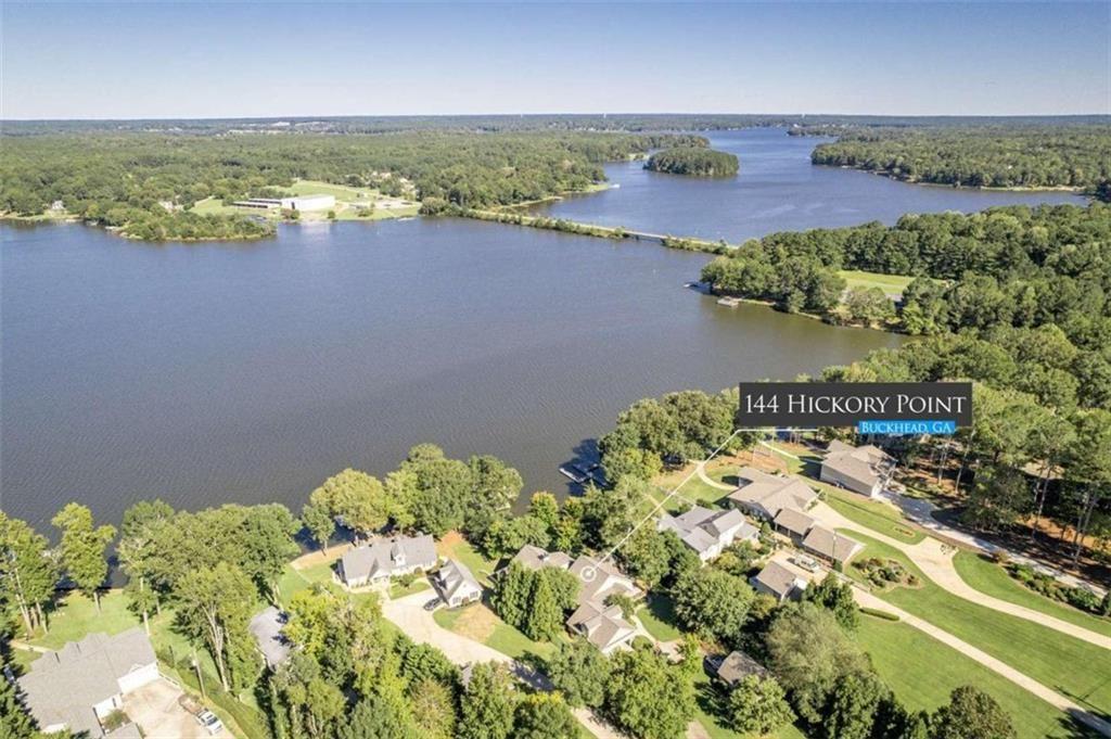 Photo of 144 Hickory Point Road, Buckhead, GA 30625 (MLS # 6949687)