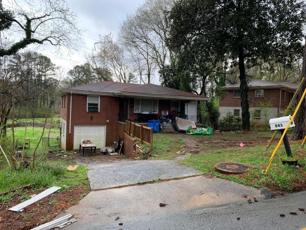 843 Fairburn Road NW, Atlanta, GA 30331 - MLS#: 6914690