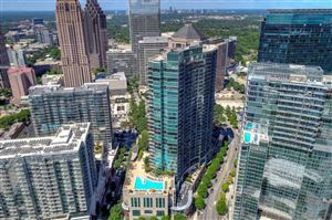 Photo of 1080 Peachtree Street NE #1807, Atlanta, GA 30309 (MLS # 6633693)