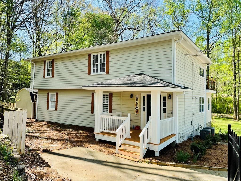Photo of 3086 Thompson Mill Road N, Buford, GA 30519 (MLS # 6867695)