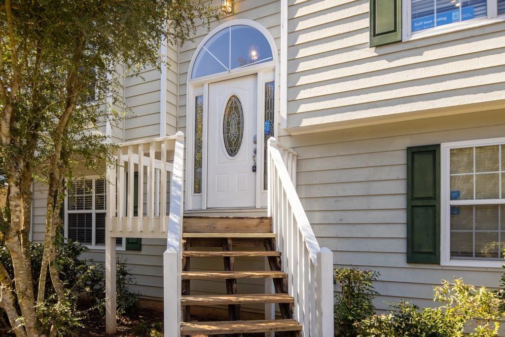 Photo of 5442 Hunnington Mill Drive, Flowery Branch, GA 30542 (MLS # 6797696)