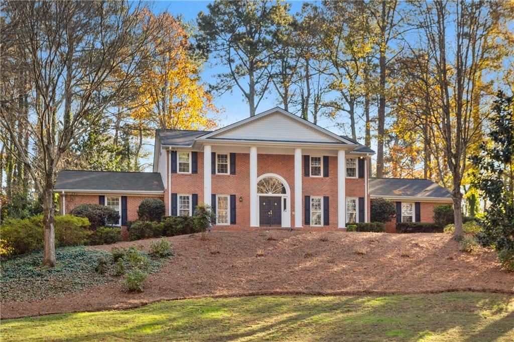 1879 Old Dominion Drive, Sandy Springs, GA 30350 - MLS#: 6817697
