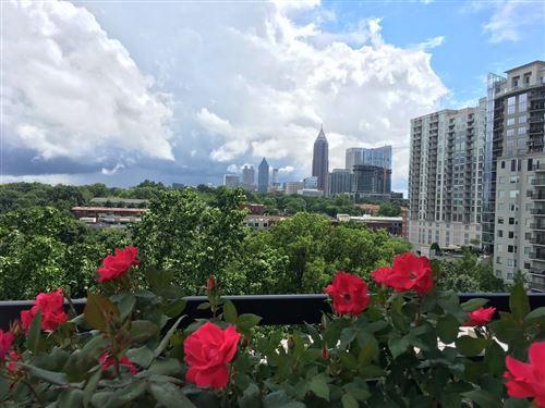 Photo of 1130 Piedmont Avenue NE #1211, Atlanta, GA 30309 (MLS # 6802698)