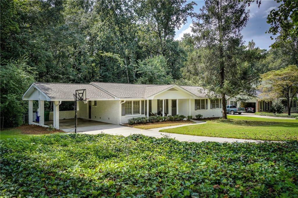 Photo of 2537 Coralwood Drive, Decatur, GA 30033 (MLS # 6939699)