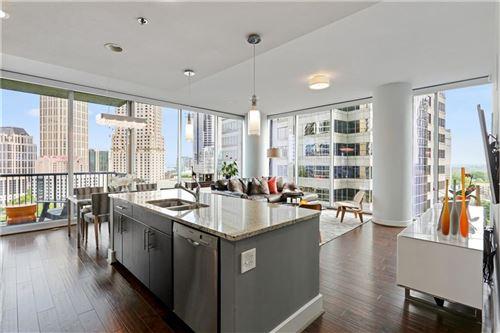 Photo of 1080 Peachtree Street NE #1202, Atlanta, GA 30309 (MLS # 6717708)