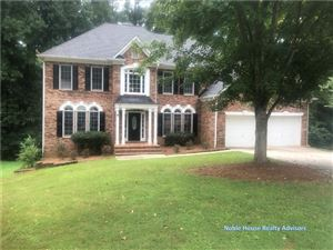 Photo of 1604 Mansfield Cove NW, Kennesaw, GA 30152 (MLS # 6588712)