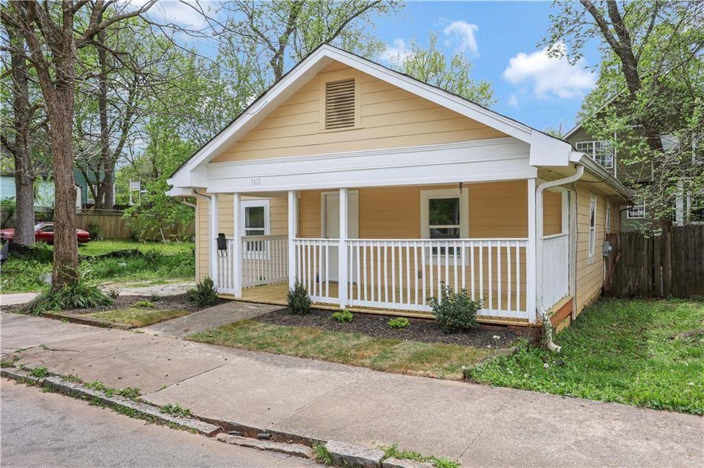 Photo of 1471 Hardee Street NE, Atlanta, GA 30307 (MLS # 6866713)