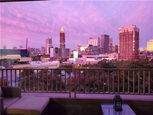 Photo of 250 Park Avenue West NW #606, Atlanta, GA 30313 (MLS # 6655714)