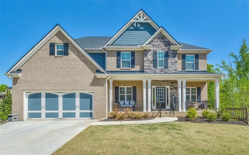 Photo of 5144 Sunlake Drive, Hoschton, GA 30548 (MLS # 6868714)