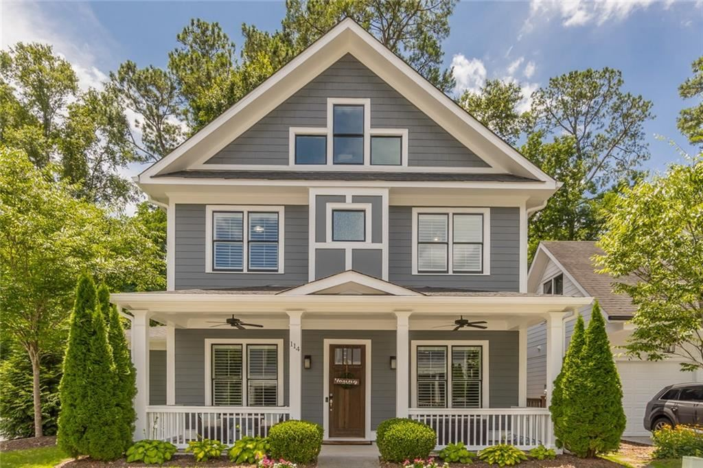 Photo of 114 Lenore Place, Decatur, GA 30030 (MLS # 6919716)