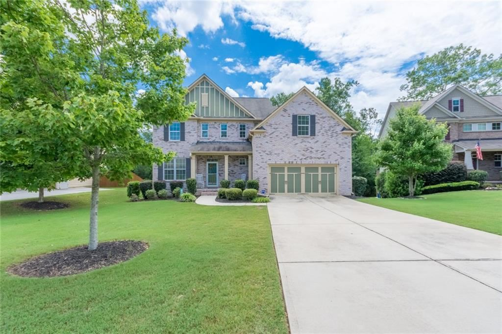 Photo of 738 Cape Ivey Drive, Dacula, GA 30019 (MLS # 6864726)