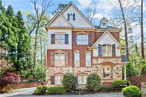 Photo of 1152 Chantilly Commons Drive NE, Atlanta, GA 30324 (MLS # 6855728)